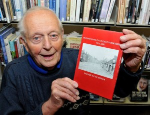 Local Historian Praises Library Staff
