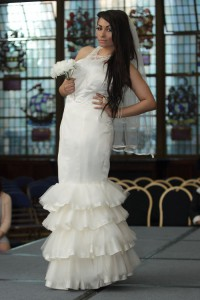 Hull College Fashion Students Reach National Bridal Design Final